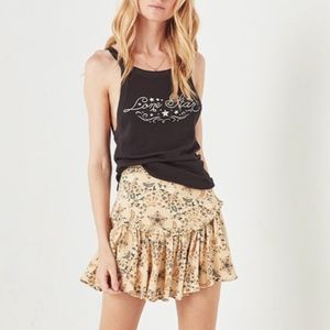 Spell Designs Celestial Mini Skirt XS NWT